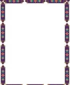 古代宫廷边框