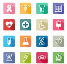 医疗医护图标图片