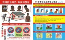 埃博拉传染病防控宣传图片