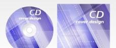 cd背景矢量图