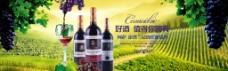 海报 葡萄酒
