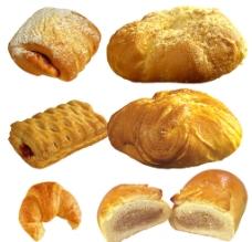 面包素材图片