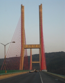 鄱阳湖大桥图片