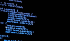 数字科技信息背景视频