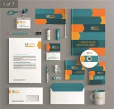 企业整体VI设计图片