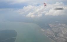 航拍普吉岛图片
