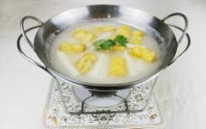 淮山煮鳕鱼图片