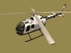 直升机模型