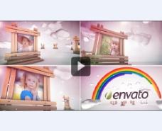 儿童梦境(最甜的梦)展示儿童相片