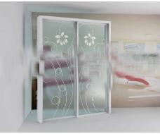 玻璃推拉门设计
