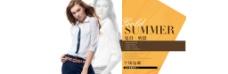 女装首页海报PSD图片