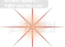 星星矢量图