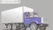 大型汽车矢量素材-4