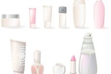 化妆品 瓶子 美容 唇膏 洗面奶