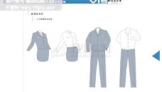 助尔达科技公司VI系统之服装
