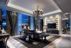现代时尚客厅