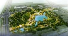 哈尔滨体育公园图片