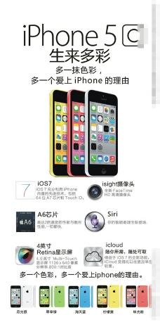 Iphone5手机海报