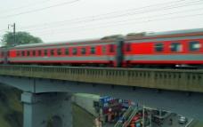 武汉长江大桥 铁路引图片