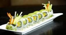 美式寿司图片