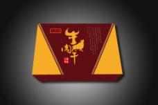 牛肉干精品礼盒包装