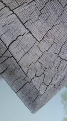 木裂纹图片