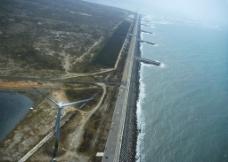 无人机风力发电图片