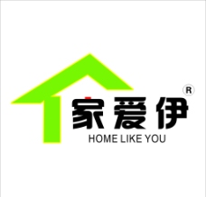 家爱伊矢量logo图片