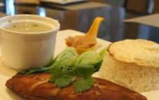 马鲛鱼套餐图片