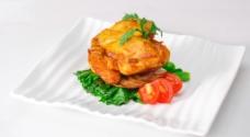 鸡肉 西餐图片