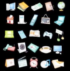 办公用品素材集合