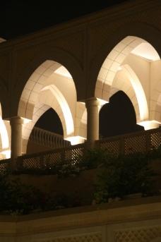 欧式拱门图片