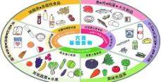 六类基础食物图片