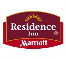 ResidenceInn1 logo设计欣赏 ResidenceInn1知名酒店LOGO下载标志设计欣赏