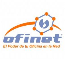 Ofinet logo设计欣赏 Ofinet软件公司标志下载标志设计欣赏