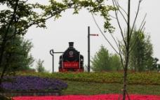 义乌火车主题公园图片