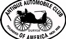 Antique_Auto_Club_of_America logo设计欣赏 Antique_Auto_Club_of_America汽车标志大全下载标志设计欣赏