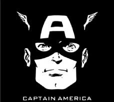 Captain America logo设计欣赏 Captain America下载标志设计欣赏