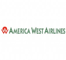 America_West_Airlines(1) logo设计欣赏 America_West_Airlines(1)民航公司标志下载标志设计欣赏