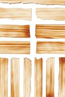 木板矢量素材