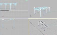 特色长廊3D模型
