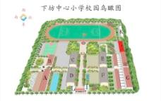 小学建筑模型