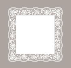 剪纸花纹图片