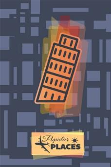 旅游海报设计图片
