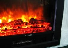 壁炉火高清贴图图片