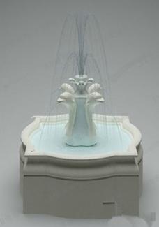 漂亮的喷泉设计