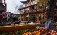 束河古鎮圖片