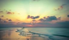 唯美海景图片