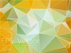 彩色多边形底纹背景图片