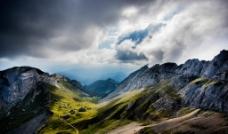 山高景美图片